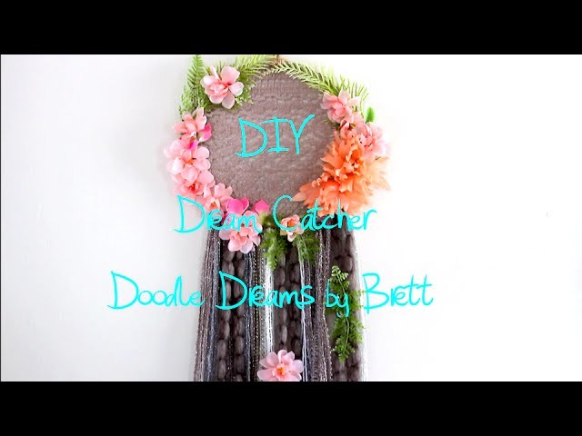 DIY DREAM CATCHER : DIY #1