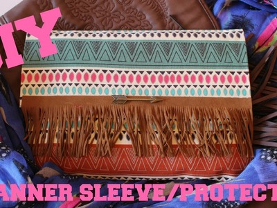 DIY No-Sew Planner Sleeve and Protector. Keep Your Planner Safe!