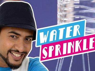 Mad Stuff With Rob – Water Sprinkler Prank | DIY for Children