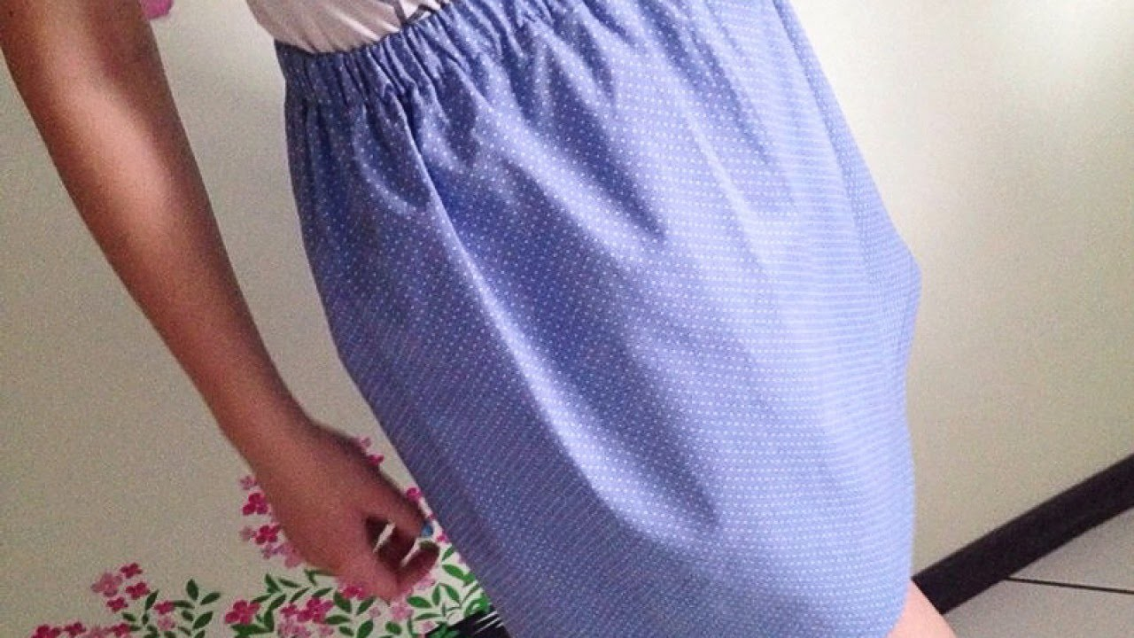 Sew a Bell Skirt for a Teenage Girl - DIY Style - Guidecentral