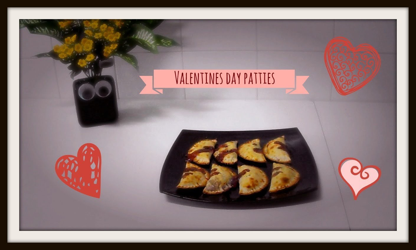 Valentine's Day Hand pies| Food DIY | Feeding Tales