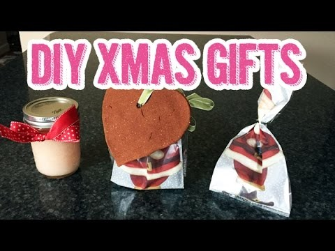 Affordable Handmade Christmas Gift Ideas | Cinnamon Dough & DIY Ornament Kits