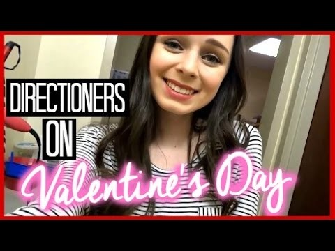 Directioners On Valentine's Day! +DIY Inspirational Jar