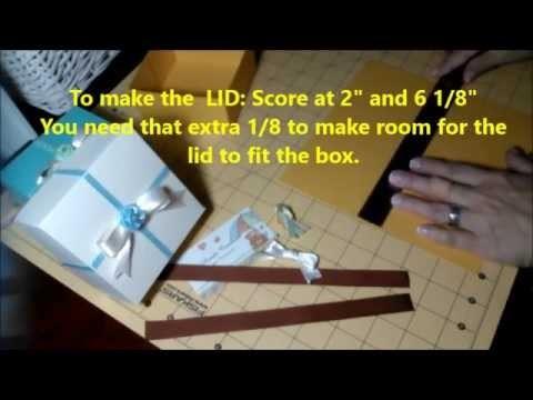 DIY! 4x4x2 box