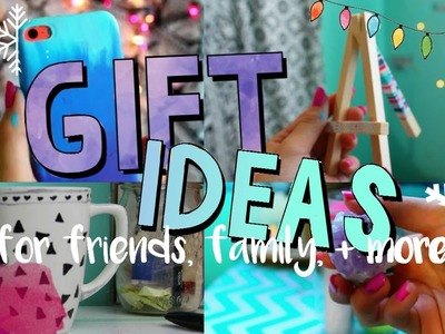 DIY Christmas Gift ideas: Easy & Affordable