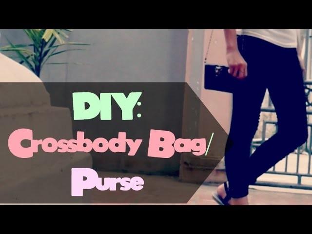 DIY♥Crossbody bag Pouch,Purse☼