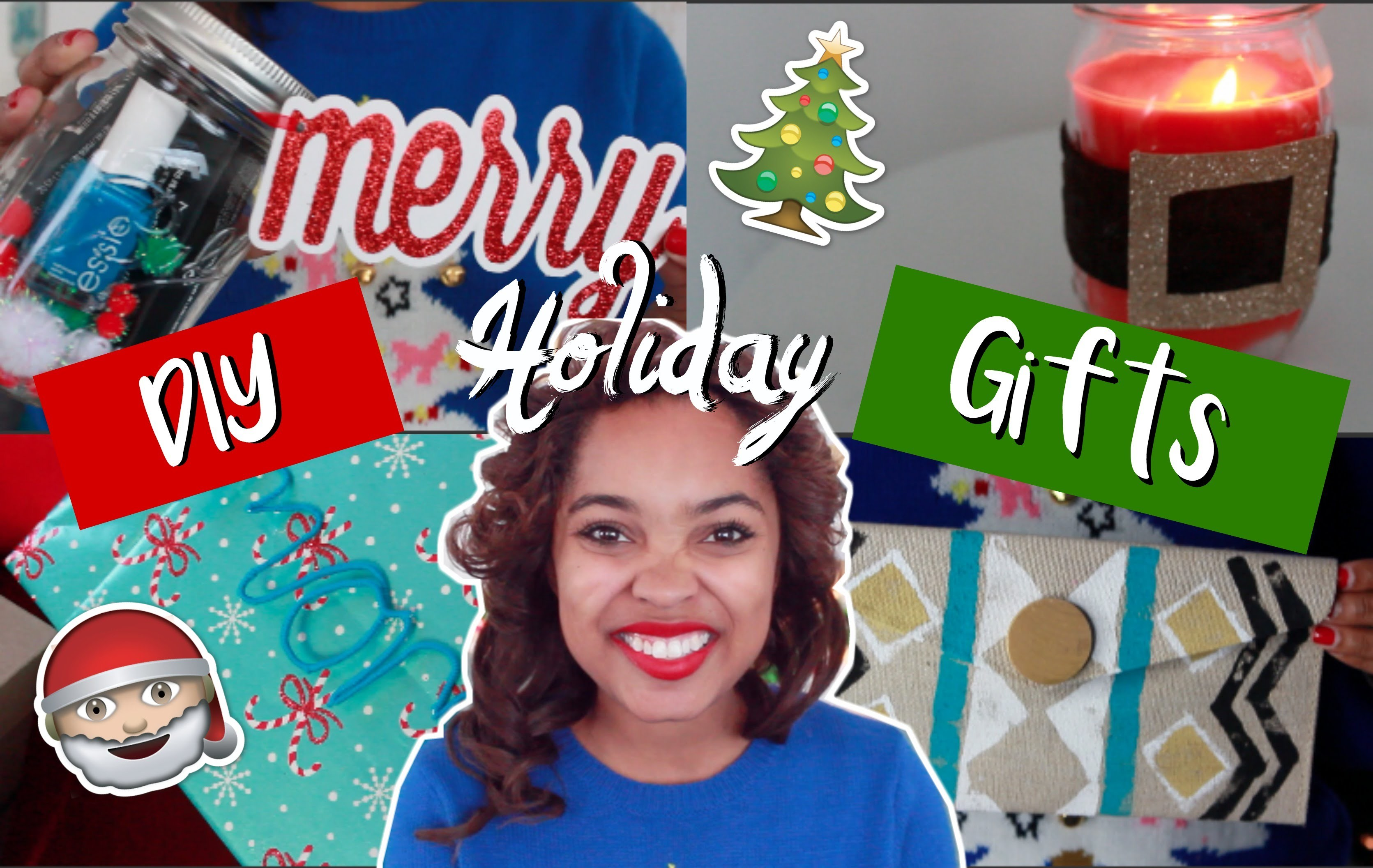 DIY Holiday.Christmas Gifts || Cheap & Easy + Pinterest Inspired
