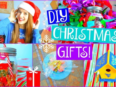 DIY Holiday Gift Ideas! Easy & Affordable Christmas Presents! | Tatiana Boyd