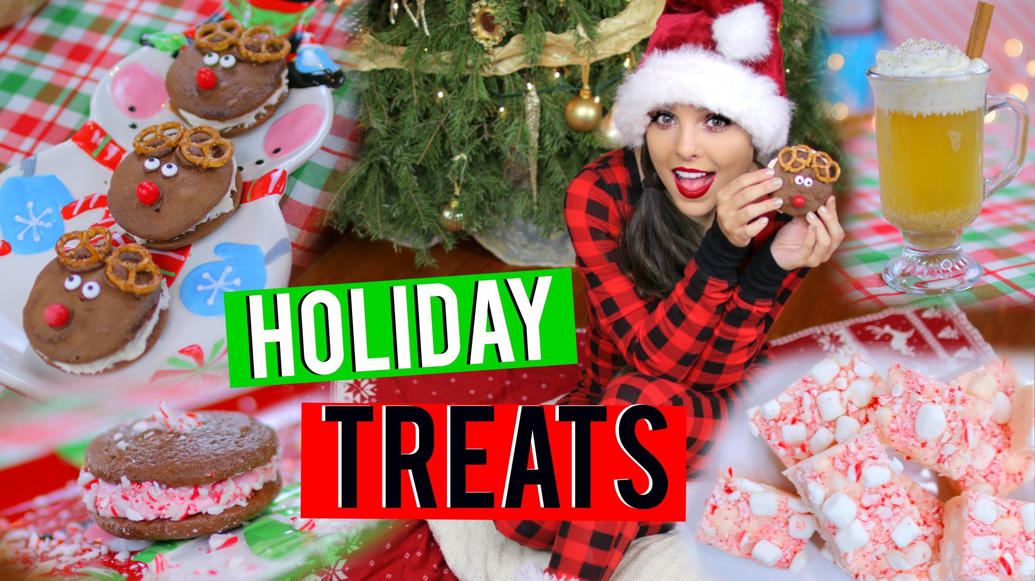 DIY Holiday Treats | Fast and Easy for Christmas! | Kristi-Anne Beil