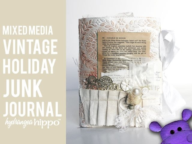 DIY Junk Journal