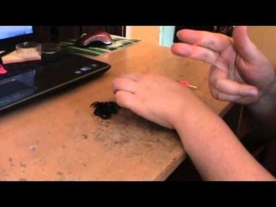 DIY {Rainbow Looms} #2, Bracelets Fish Tail