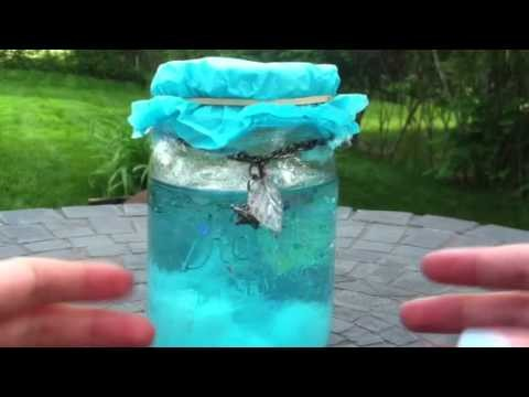 DIY Whimsical Mason Jar