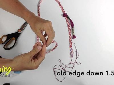 Easy Sunglass Cord DIY