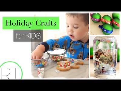 Holiday DIY Crafts For Kids