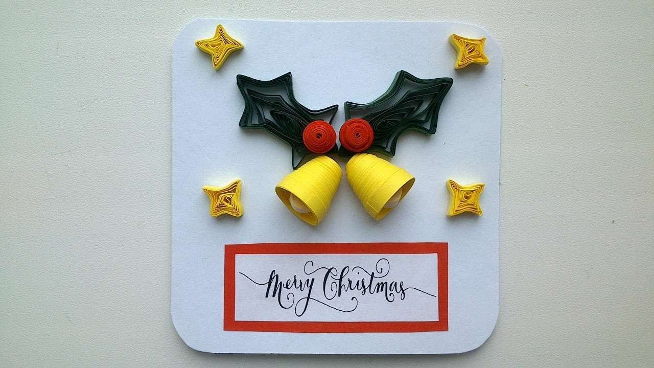 How To Make A Christmas Greeting Card - DIY Crafts Tutorial - Guidecentral