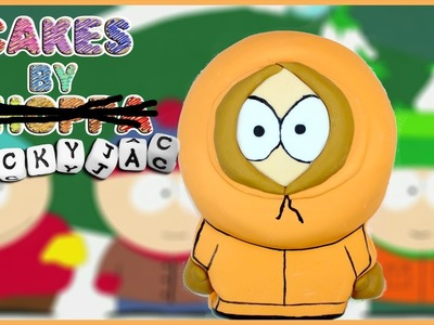 Kenny (South Park) Cake (How To) Feat: Jacky | Expossessed