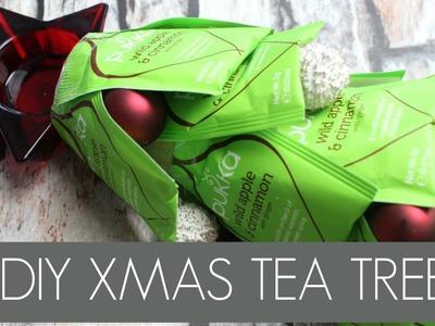 Last Minute DIY Xmas Tea Tree Gift | Charlotte Davis