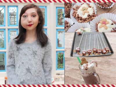 Quick & Easy DIY Christmas Treats | Nikki Lilly