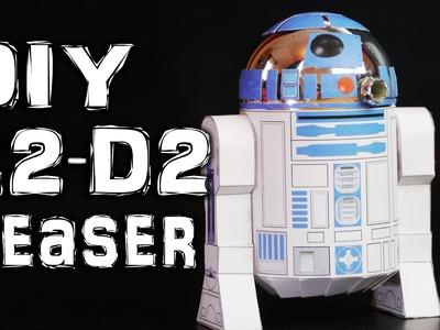 Star Wars DIY R2-D2 Teaser