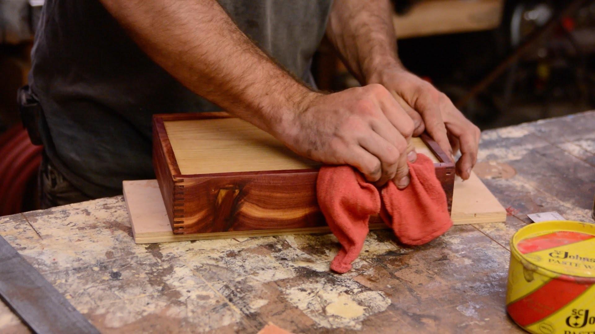 Cedar Box