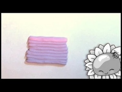 Chibitude Update! Mixing Translucent Clay With Color and Skinner Blend Tutorial #3