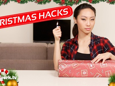 Christmas Hacks (Parody!) - Hack It: EP4