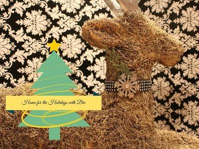 CHRISTMAS SEASON DIY:  (EP 2) OH Deer! It's Christmas