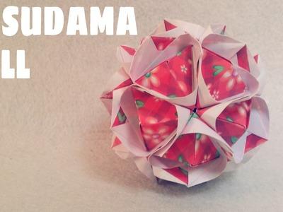 DIY - Origami Ball Instructions - Kusudama Ball