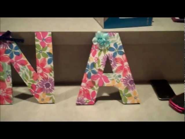DIY Room Decorations!