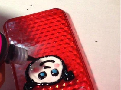 How to DIY Your Phone Case ~ with Puffy Paint