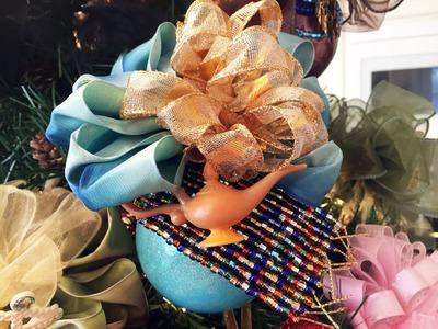 How to make a Jasmine Ornament Ball Tutorial