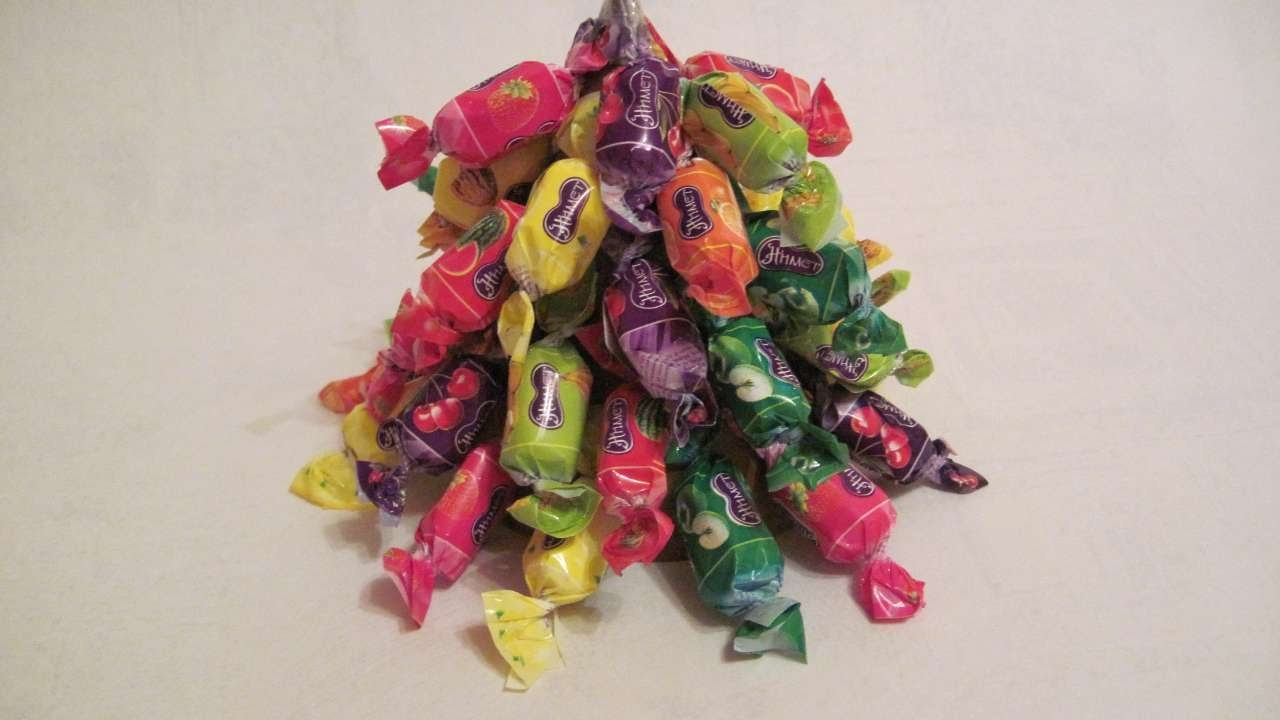 How To Make A Tasty Candy Christmas Tree - DIY Home Tutorial - Guidecentral
