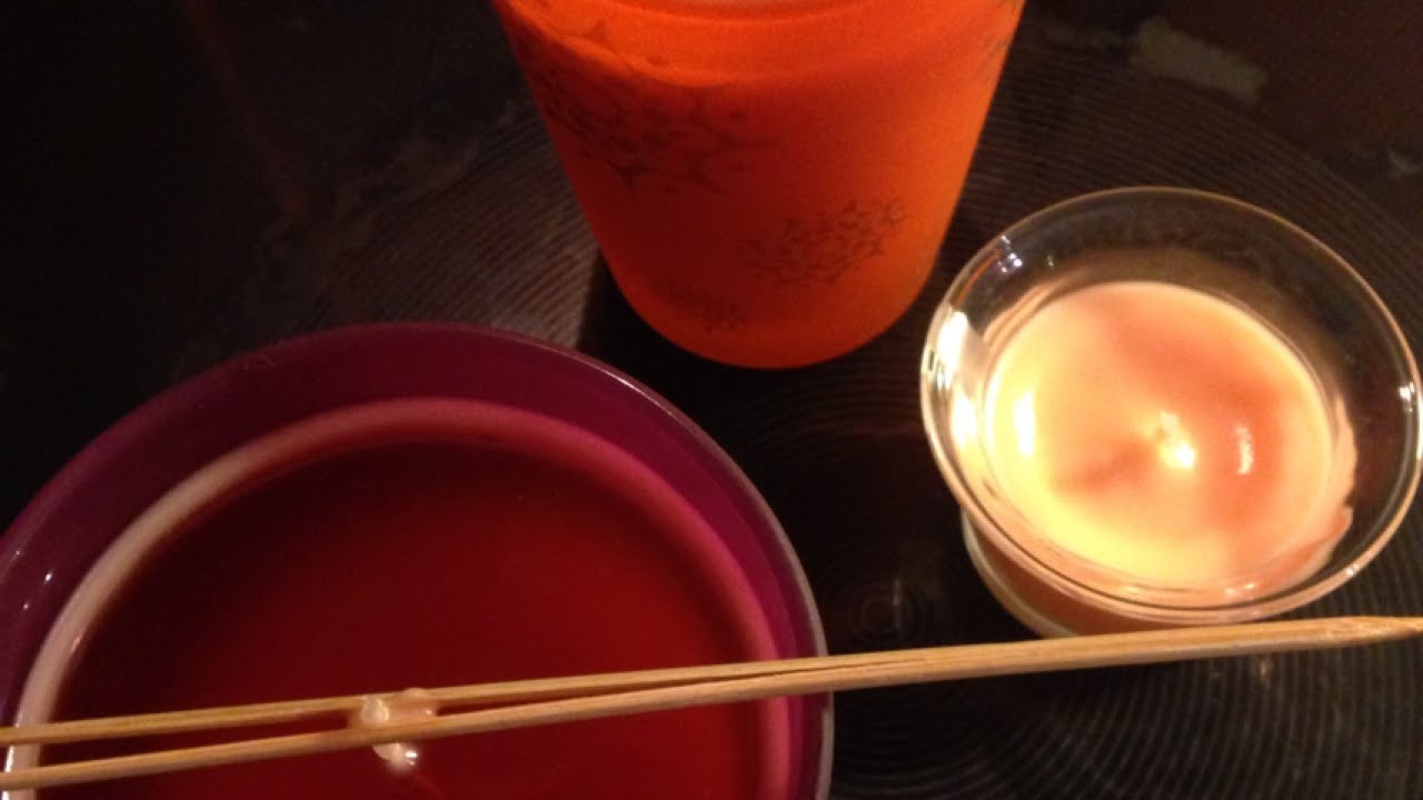 Make Homemade Recycled Scented Candles - DIY Home - Guidecentral