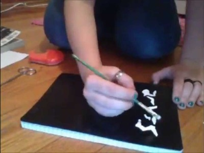 Make Your Own Death Note Tutorial!