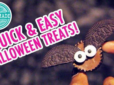 Quick & Easy Halloween Treats - HGTV Handmade