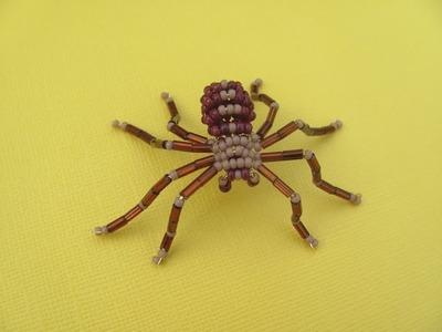 Beaded Spider Tutorial