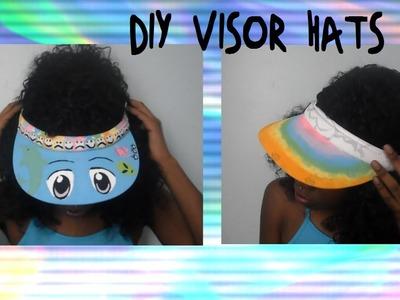 BWET Ep.2 | DIY Visor Hat