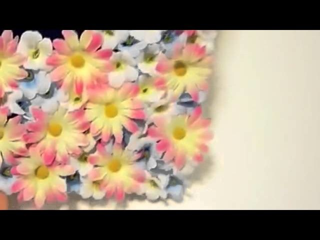 DIY Back To School Notebook Striped Floral DIY Supplies - DIY Accessories for  Videos 2015