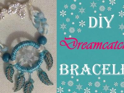 DIY: Dreamcatcher Bracelet