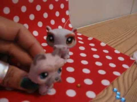 DIY how to make a glue stick to pick up Rhinestones easy to decorate your LPS toys .