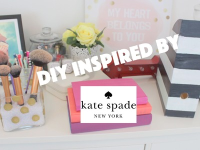 DIY Inspired by Kate Spade