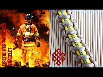 Firefighter Style Paracord Bracelet (Cynical Solomon) Tutorial