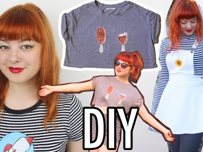 Not Your Average T-shirt Transfer Tutorial! | Get Thready With Me #6