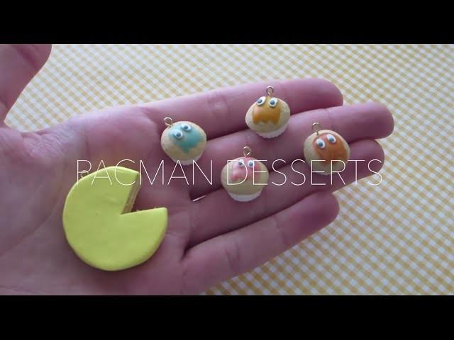 Pacman desserts tutorial