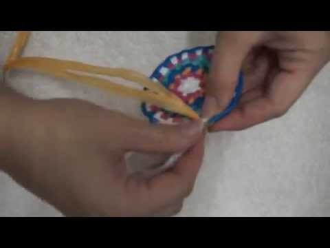 Plastic Bag Basket Tutorial Follow-up