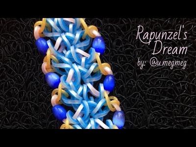 RAPUNZEL'S DREAM Hook Only bracelet tutorial
