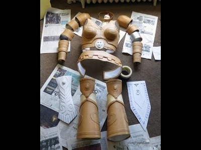 Working with Worbla Tutorial: Cosplay Basics 101