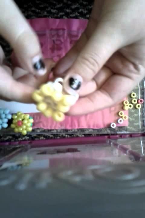 3d kandi cupcake tutorial