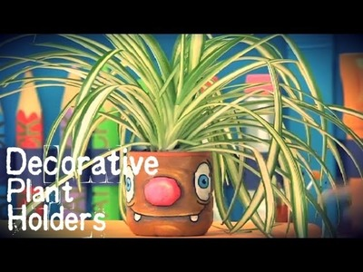 Art Attack - DIY Decorative Plant Holders - Disney India Official