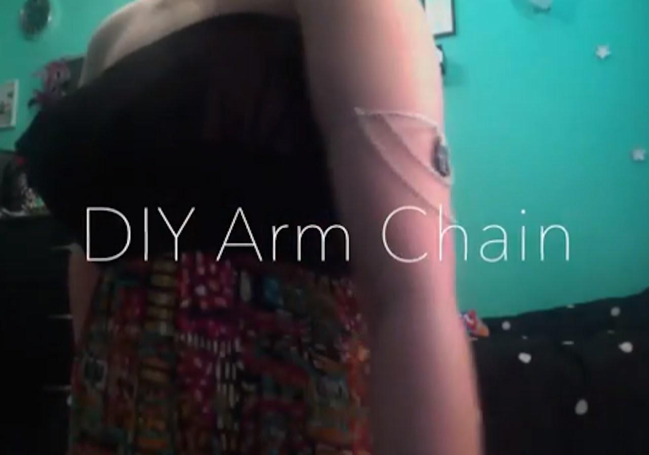 DIY Arm Chain